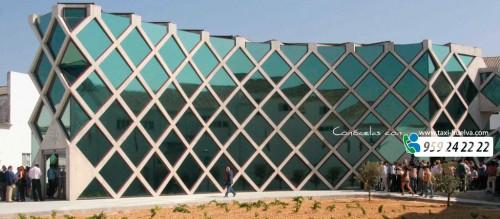 Conoce el museo del vino, Bollullos Condado de Huelva. Taxi-Huelva