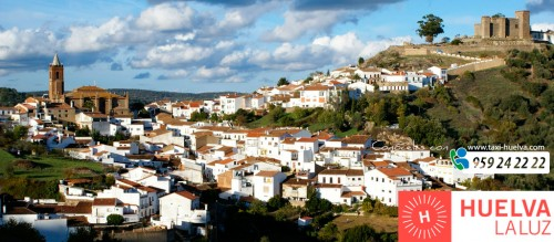 Sierra de Aracena Huelva. Taxi-Huelva